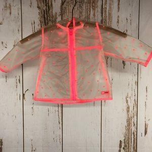 Gymboree Baby Rain Jacket, 6-12 Months.  I45